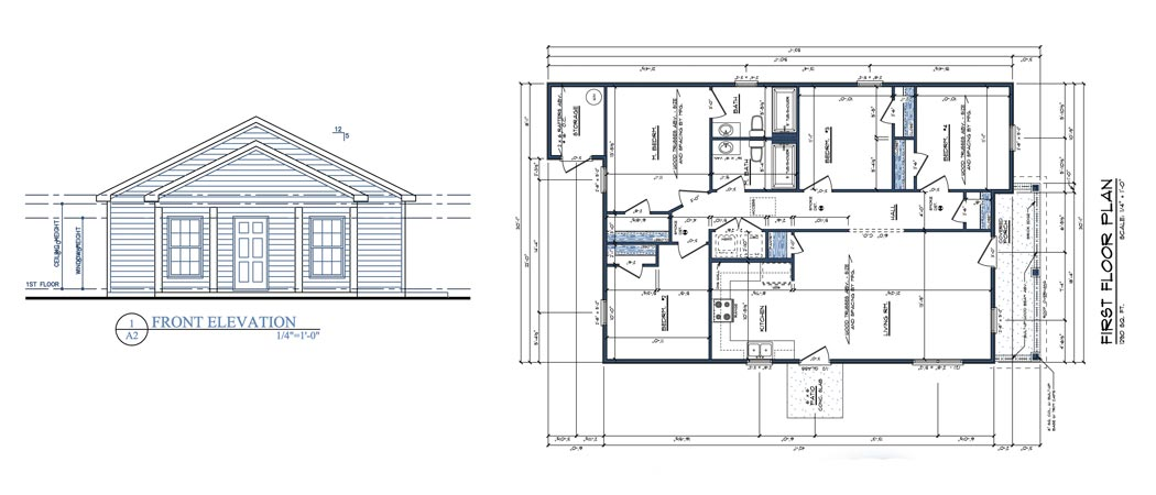 New Home Floorplan